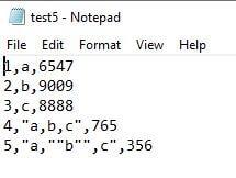pandas read_csv column names prefix no header test dataset