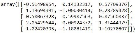 argmin argmax with axis example numpy arrays basics python tutorial