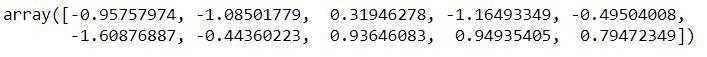 argmin and argmax example numpy arrays basics python tutorial
