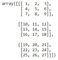 mutable numpy array basics python tutorial