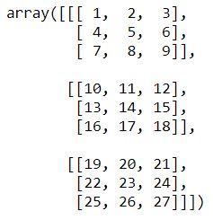 mutable numpy array basics python tutorial