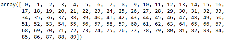reshape array example numpy python tutorial
